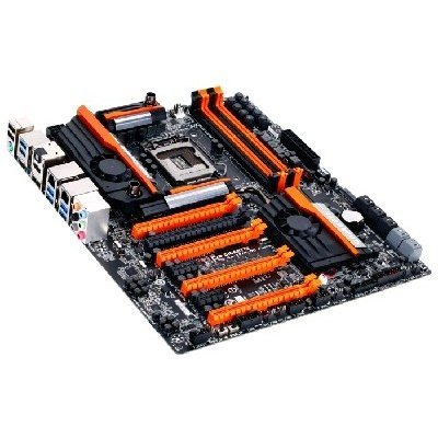 Материнская плата ПК Gigabyte GA-Z87X-OC Force (GA-Z87X-OC FORCE)Материнские платы ПК Gigabyte<br>Мат. плата GIGABYTE GA-Z87X-OC FORCE<br>