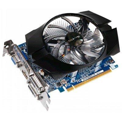 Видеокарта ПК Gigabyte GeForce GT 740 1072Mhz PCI-E 3.0 1024Mb 5000Mhz 128 bit 2xDVI HDMI HDCP (GV-N740D5OC-1GI)