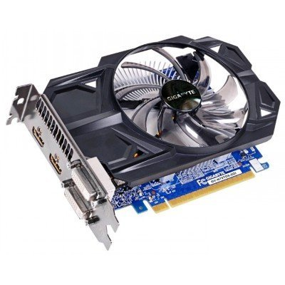 Видеокарта ПК Gigabyte GeForce GTX 750 Ti 1020Mhz PCI-E 3.0 2048Mb 5400Mhz 128 bit 2xDVI 2xHDMI HDCP (GV-N75TD5-2GI), арт: 220133 -  Видеокарты ПК Gigabyte