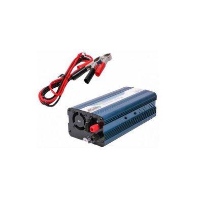 Автомобильный инвертор Titan HW-300V6 (HW-300V6)Автомобильные инверторы Titan<br>компактный автомобильный преобразователь напряжения, входное напряжение: 10 ~ 14 В постоянного тока, выходное напряжение: 230 В переменного тока, выходная мощность БП: 300 Вт, USB-порт для зарядки портативных устройств<br>