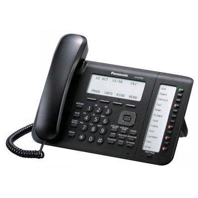 VoIP-телефон Panasonic KX-NT556RU-B черный (KX-NT556RU-B)VoIP-телефоны Panasonic<br>Телефон IP Panasonic KX-NT556RU-B черный<br>