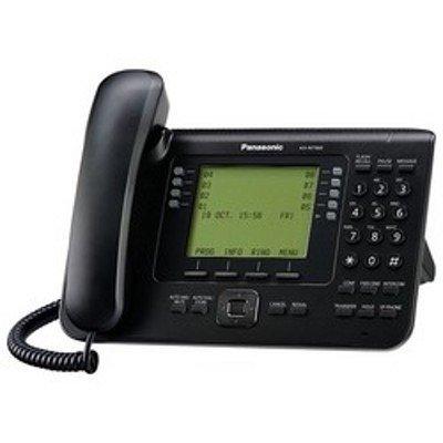 VoIP-телефон Panasonic KX-NT560RU белый (KX-NT560RU), арт: 220203 -  VoIP-телефоны Panasonic