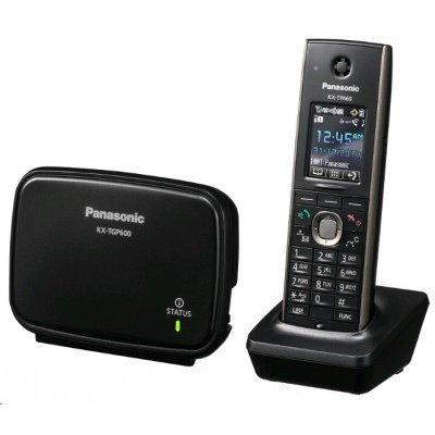 VoIP-телефон Panasonic KX-TGP600RUB черный (KX-TGP600RUB)
