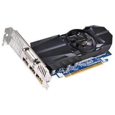 Видеокарта ПК Gigabyte GeForce GTX 750 Ti 1033Mhz PCI-E 3.0 2048Mb 5400Mhz 128 bit DVI 2xHDMI HDCP (GV-N75TOC-2GL)Видеокарты ПК Gigabyte<br>Видеокарта 2Gb &amp;lt;PCI-E&amp;gt; GIGABYTE GV-N75TOC-2GL с CUDA &amp;lt;GFGTX750Ti, GDDR5, 128 bit, 2*DVI, HDMI, Low Pro, Retail&amp;gt;<br>