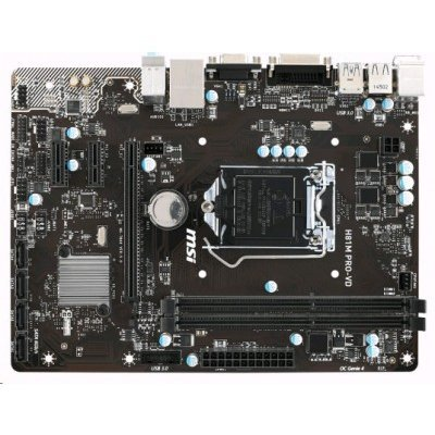 Материнская плата ПК MSI H81M PRO-VD (H81M PRO-VD)Материнские платы ПК MSI<br>материнская плата форм-фактора microATX<br>    сокет LGA1150<br>    чипсет Intel H81<br>    2 слота DDR3 DIMM, 1066-1600 МГц<br>    разъемы SATA: 3 Гбит/с - 2; 6 Гбит/с - 2<br>