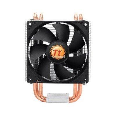 Кулер для процессора Thermaltake Contac 21 (CLP0600) кулер thermaltake silent 1156 clp0552 1156 fan 9 cm 800 1700 rpm
