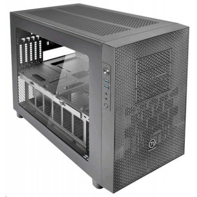 Корпус системного блока Thermaltake Core X2 CA-1D7-00C1WN-00 Black (CA-1D7-00C1WN-00)Корпуса системного блока Thermaltake<br>Корпус Thermaltake Core X2 w/o PSU,Window,CA-1D7-00C1WN-00<br>