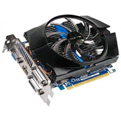 Видеокарта ПК Gigabyte GeForce GT 740 1072Mhz PCI-E 3.0 2048Mb 5000Mhz 128 bit 2xDVI HDMI HDCP (GV-N740D5OC-2GI)Видеокарты ПК Gigabyte<br><br>