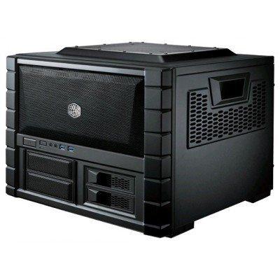 Корпус системного блока CoolerMaster HAF XB EVO (RC-902XB-KKN2) w/o PSU Black (RC-902XB-KKN2) корпус zalman x7 black w o psu