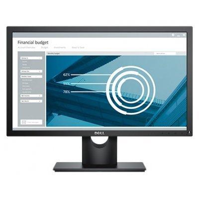 Монитор Dell 21.5 E2216H (216H-1941)Мониторы Dell<br>ЖК-монитор с диагональю 21.5<br>    тип ЖК-матрицы TFT TN<br>    разрешение 1920x1080 (16:9)<br>    светодиодная (LED) подсветка<br>    подключение: VGA, DisplayPort<br>    яркость 250 кд/м2<br>    контрастность 1000:1<br>    время отклика 5 мс<br>