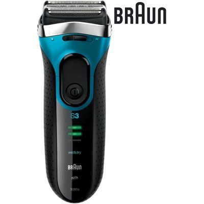 Электрическая бритва Braun 3080s Series 3 (3080S)Электрические бритвы Braun<br>Бритва сетчатая Braun 3080s<br>