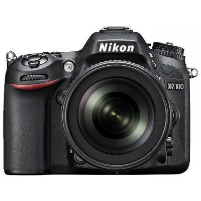 Цифровая фотокамера Nikon D7100 KIT 18-140 VR (VBA360K002) nikon d7200 kit 18–105 vr