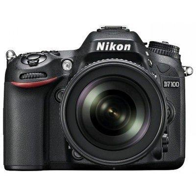 Цифровая фотокамера Nikon D7100 KIT 18-140 VR (VBA360K002) зеркальный цифровой фотоаппарат nikon d7100 kit 18 105vr