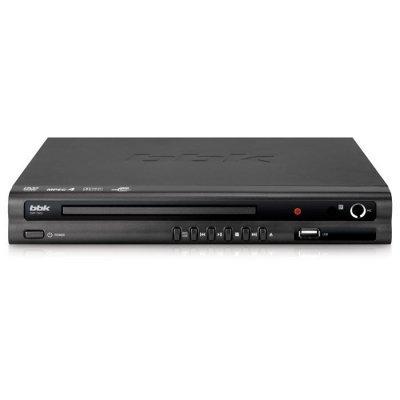 DVD плеер BBK DVP176SI темно-серый (DVP176SI темно-серый), арт: 220748 -  DVD плееры BBK