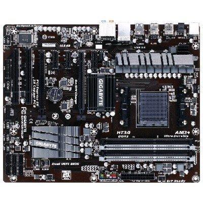 Материнская плата ПК Gigabyte GA-970A-UD3P (rev. 1.0) (GA-970A-UD3P)Материнские платы ПК Gigabyte<br>Материнская плата Gigabyte GA-970A-UD3P Soc-AM3+ AMD 970 4xDDR3 ATX AC`97 8ch(7.1) GbLAN RAID RAID1 RAID5 RAID10<br>