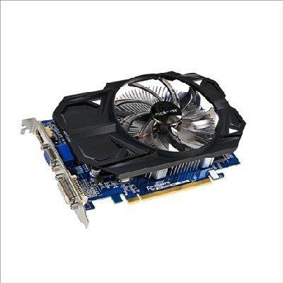 Видеокарта ПК Gigabyte Radeon R7 240 900Mhz PCI-E 3.0 2048Mb 1800Mhz 128 bit DVI HDMI HDCP (GV-R724OC-2GI)