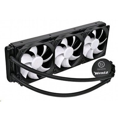 Кулер для процессора Thermaltake Water 3.0 Ultimate (CL-W007-PL12BL-A) кулер thermaltake contac 21