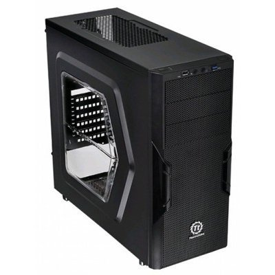 Корпус системного блока Thermaltake Versa H22 Window CA-1B3-00M1WN-00 Black (CA-1B3-00-M1WN-00)