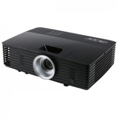 Проектор Acer P1385WB TCO (MR.JLQ11.001)Проекторы Acer<br>, P1385WB, DLP 3D, WXGA, 3200Lm, 20000/1, HDMI, RJ45, TCO-certified, Bag, 2Kg, EURO EMEA<br>