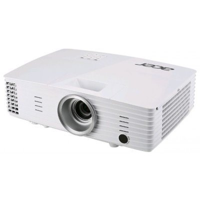 Проектор Acer X1385WH (MR.JL511.001)Проекторы Acer<br>, DLP 3D, WXGA, 3200Lm, 20000/1, HDMI, TCO-certified, 2Kg, EURO EMEA<br>