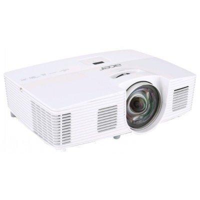 Проектор Acer S1283Hne (MR.JK111.001)Проекторы Acer<br>, XGA/DLP/3D/3100 Lm/13000:1/HDMI(MHL)/LAN/8000 Hrs/2.8 kg<br>