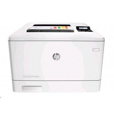 Цветной лазерный МФУ HP Color LaserJet Pro M452dn (CF389A) принтер hp color laserjet pro m452dn cf389a