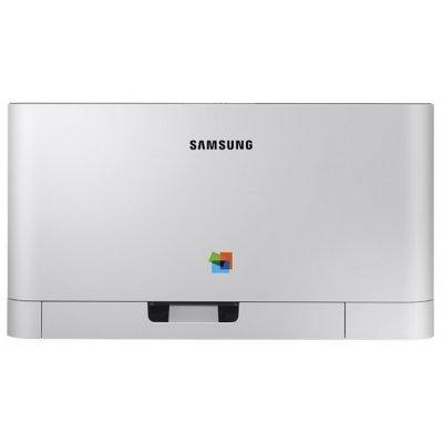 Цветной лазерный принтер Samsung Xpress C430W (SL-C430W/XEV) мфу лазерное samsung xpress m2070