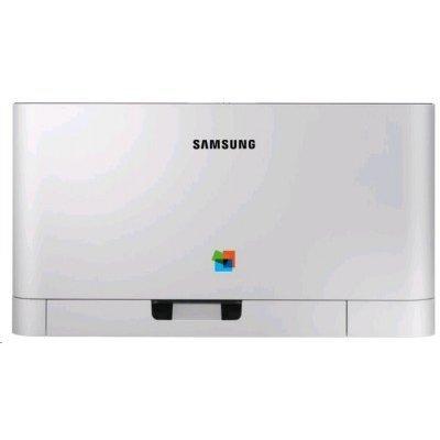 Цветной лазерный принтер Samsung Xpress C430 (SL-C430/XEV)Цветные лазерные принтеры Samsung<br>Samsung SL-C430/XEV цветной лазерный принтер (A4, 18/4ppm, 2400x600, 64Mb, USB2.0 )<br>