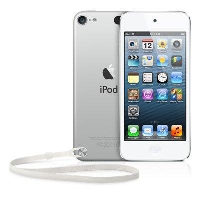 Цифровой плеер Apple iPod touch 16GB серебристый (MKH42RU/A)Цифровые плееры Apple<br>iPod touch 16GB - White &amp;amp; Silver<br>