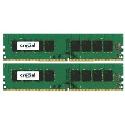 Модуль оперативной памяти ПК Crucial CT2K8G4DFD8213 16Gb DDR4 (CT2K8G4DFD8213)Модули оперативной памяти ПК Crucial<br>Память DDR4 2x8Gb 2133MHz Crucial (CT2K8G4DFD8213) RTL Unbuff 1.2V DR CL16<br>
