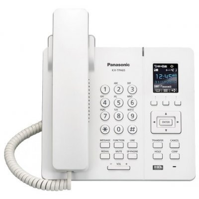VoIP-телефон Panasonic KX-TPA65RU (KX-TPA65RU) practical voip security