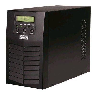 Источник бесперебойного питания Powercom MAS-3000 (MAS-3000) источник бесперебойного питания irbis personal 600va isb600e isb600e
