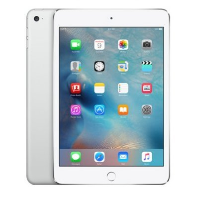 Планшетный ПК Apple iPad Mini 4 128Gb Wi-Fi + Cellular (MK772RU/A) Silver (Серебристый) (MK772RU/A)