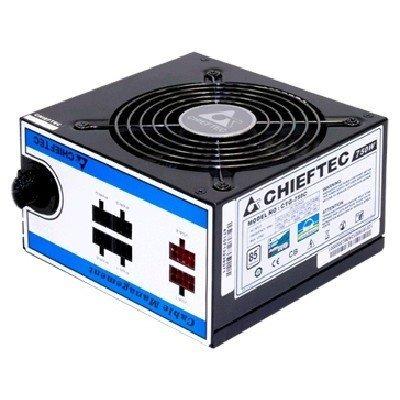 Блок питания ПК Chieftec CTG-750C 750W (CTG-750C)