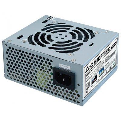 Блок питания ПК Chieftec SFX-450BS 450W (SFX-450BS)Блоки питания ПК Chieftec<br>Блок питания  Chieftec 450W OEM SFX-450BS [Smart] SFX, v2.3,  A.PFC, КПД&amp;gt;85%, 4x SATA, 2x MOLEX, 1x<br>