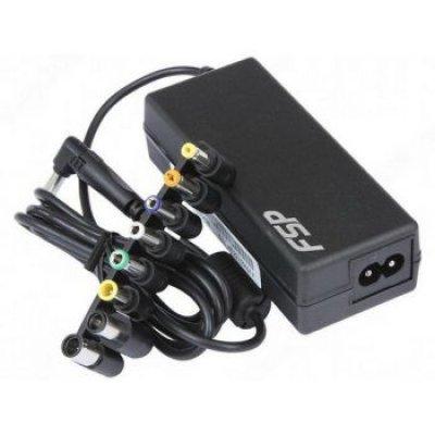 Адаптер питания для ноутбука FSP NB 65 (PNA0650645)Адаптеры питания для ноутбуков FSP<br>Универсальный адаптер для ноутбуков FSP NB 65<br>