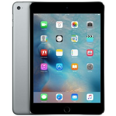 Планшетный ПК Apple iPad mini 4 Wi-Fi + Cellular 128GB (MK762RU/A) Space Gray (Серый космос) (MK762RU/A) apple ipad mini with retina display wi fi cellular 32gb space gray