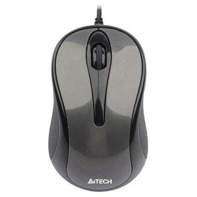 Мышь A4Tech N-360 Black USB (N-360-1) цена и фото