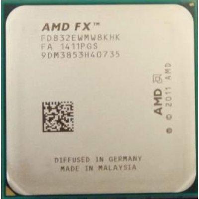 Процессор AMD FX 8320E Socket-AM3+ (FD832EWMW8KHK) (3.2GHz/8Mb) OEM (FD832EWMW8KHK)Процессоры AMD <br>Процессор AMD FX 8320E Socket-AM3+ (FD832EWMW8KHK) (3.2GHz/8Mb) OEM<br>
