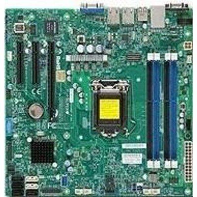 Материнская плата сервера SuperMicro MBD-X10SRL-F-O (MBD-X10SRL-F-O)Материнские плата серверов SuperMicro<br>Supermicro Motherboard 1xCPU X10SRL-F E5-2600/1600v3/ UpTo8DIMM/ 10xSATA3/ C612 RAID 0/1/5/10/ 2xGE/ 2xPCIx8(in x16), 2xPCIx8, 2xPCIx4(in x8), 1xPCIx4(in x8)(12 x 9.6)<br>