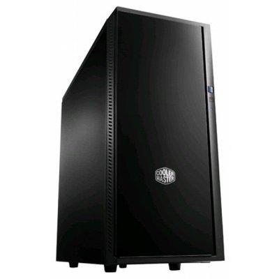 Корпус системного блока CoolerMaster Silencio 452 w/o PSU Black (SIL-452-KKN1)Корпуса системного блока CoolerMaster<br>Корпус Silencio 452 (SIL-452-KKN1) &amp;lt;без БП, черный, с шумозащитой, ATX/mATX, съёмная корзина HDD, матовая дверца, размеры 190x449x497мм, отсеки: 2 внешних 5.25, 6 скрытых 3.5, 2 скрытых 2.5&amp;gt;<br>