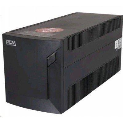 Источник бесперебойного питания Powercom RPT-1500AP (RPT-1500AP)Источники бесперебойного питания Powercom<br>Источник бесперебойного питания Powercom RAPTOR RPT-1500AP 900Вт 1500ВА черный<br>