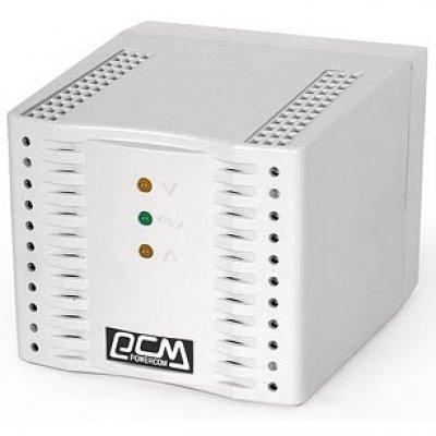 все цены на  Стабилизатор напряжения Powercom TCA-3000 (TCA-3000)  онлайн