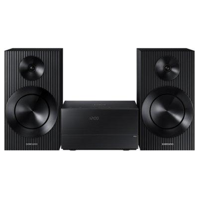 Аудио микросистема Samsung MM-J330 (MM-J330/RU)Аудио микросистемы Samsung<br>Микросистема Hi-Fi Samsung MM-J330 черный/серебристый 70Вт/CD/CDRW/FM/USB/BT<br>