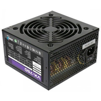 Блок питания ПК Aerocool VX-750 750W (4713105953633) модуль памяти dimm 16gb 2х8gb ddr4 pc19200 2400mhz corsair vengeance lpx black heat spreader xmp 2 0 cmk16gx4m2a2400c16