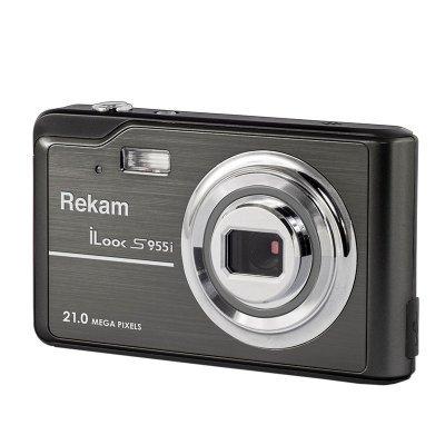 Цифровая фотокамера Rekam iLook S955i (iLook S955i) цифровая фоторамка rekam dejaview sl885