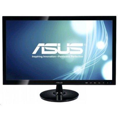 Монитор ASUS 24 VS248HR (90LME3001Q02231C-)Мониторы ASUS<br>Монитор 24 ASUS VS248HR Black 1920x1080, 1ms, 250 cd/m2, ASCR 50M:1, D-Sub, DVI-D, HDMI, Headph.Out<br>