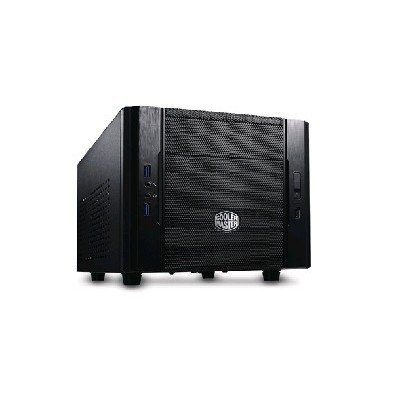 Корпус системного блока CoolerMaster Elite 130 (RC-130-KKN1) w/o PSU Black (RC-130-KKN1) корпус zalman x7 black w o psu