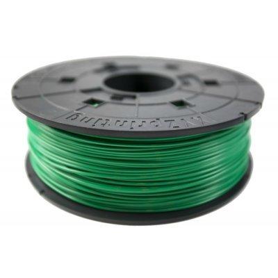 Пластик ABS XYZ в катушке 600 г, зеленый (RF10XXEUZWK) (RF10XXEUZWK)Пластик ABS XYZ<br>Длина 240 мм, для da Vinci<br>