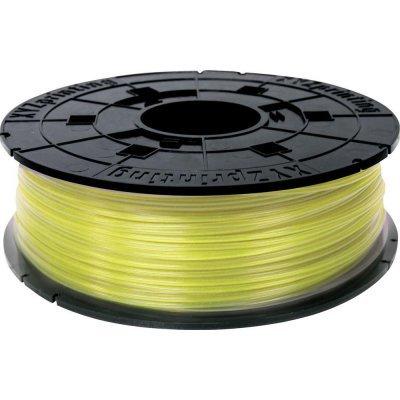 Пластик PLA XYZ в катушке 600 г, желтый (RFPLAXEU00E) (RFPLAXEU00E)Пластик PLA XYZ<br>Длина 240 мм, для da Vinci<br>